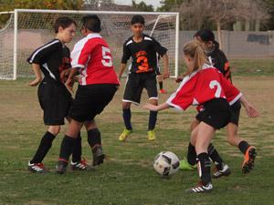 coed soccer